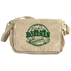 Bozeman Old Circle Messenger Bag