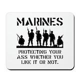 Marine corps semper fi Classic Mousepad