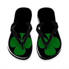 St. Patrick's Day Flip Flops