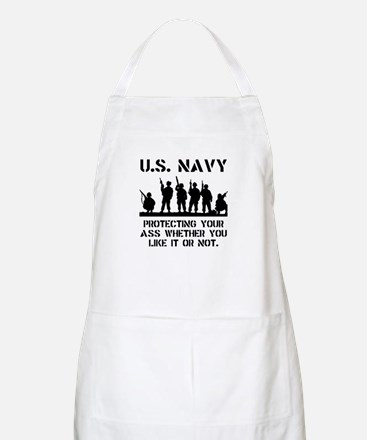 Navy Protect Apron