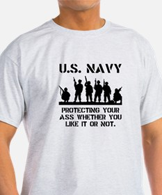Navy Protect T-Shirt
