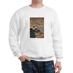 Winter's Wild Swans Sweatshirt