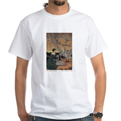 Winter's Wild Swans Shirt