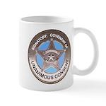 Sovereign & Covenant Badge RH Mug