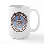 Sovereign & Covenant Badge Large RH Mug