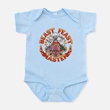 Beast Feast Master Infant Bodysuit