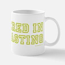 LETTERED - GREEN Mug