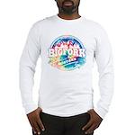 Bigfork Old Circle Long Sleeve T-Shirt