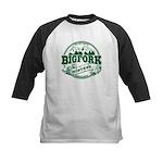 Bigfork Old Circle Kids Baseball Jersey