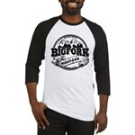Bigfork Old Circle Baseball Jersey