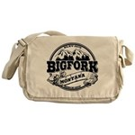 Bigfork Old Circle Messenger Bag