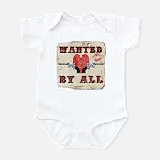 Cute Alien theme Infant Bodysuit
