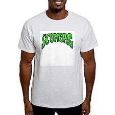 Scumbag Ash Grey T-Shirt
