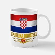 """Croatia Pride"" Mug"