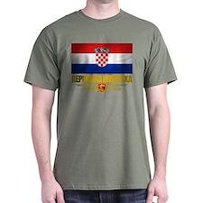 """""""Croatia Pride"""" T-Shirt"""