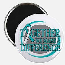 Cervical Cancer Support Magnet