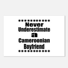 Never Underestimate A Cam Postcards (Package of 8)