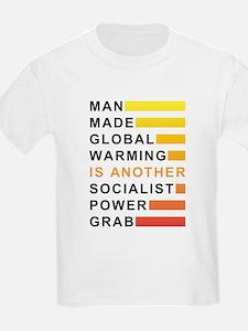 Socialist Power Grab T-Shirt