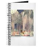 Nielsen's Dancing Princesses Journal