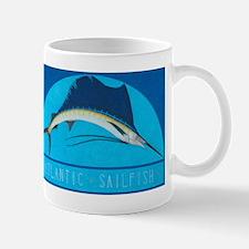 Atlantic Sailfish Mug