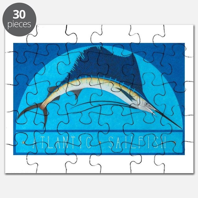Atlantic Sailfish Puzzle