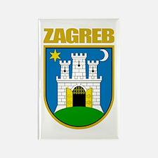 Zagreb Rectangle Magnet