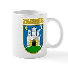 Zagreb Small Mug