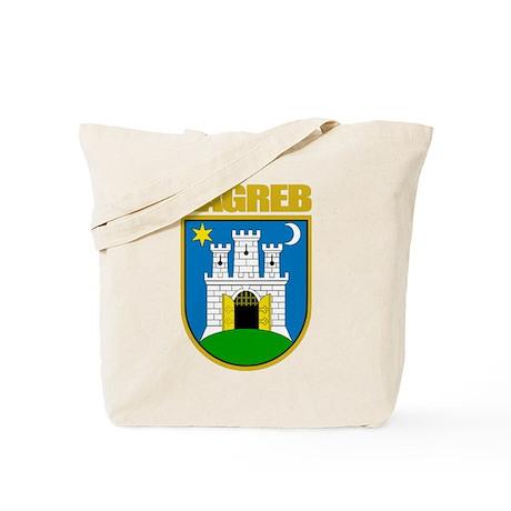 Zagreb Tote Bag