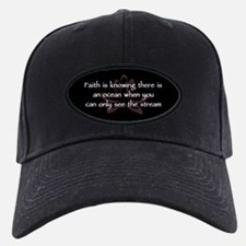 Faith is Knowing V1 Baseball Hat