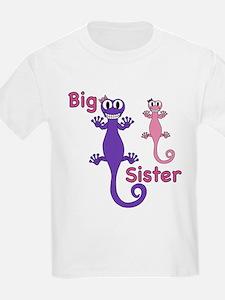Big Sister of Baby Girl T-Shirt