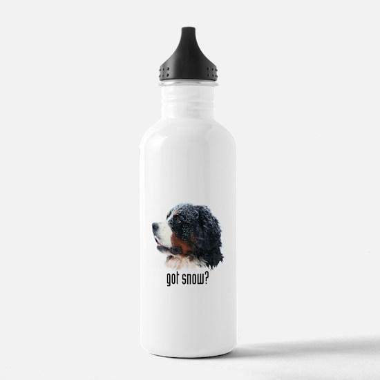 got snow? Water Bottle
