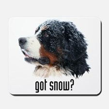 got snow? Mousepad