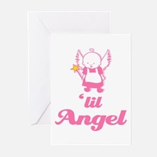 Lil Angel Greeting Cards (Pk of 10)