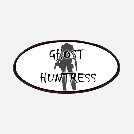 Ghost Huntress Patches