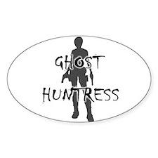 Ghost Huntress Decal