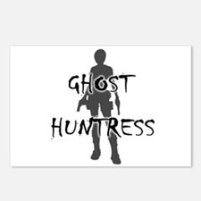 Ghost Huntress Postcards (Package of 8)