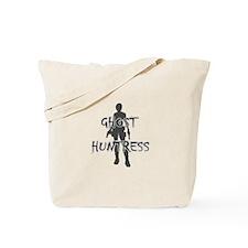 Ghost Huntress Tote Bag