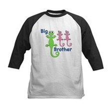 Big Brother of Twin Girls Tee
