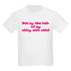 Chiny Chin Chin Kids T-Shirt