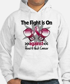 Fight Head Neck Cancer Hoodie