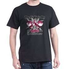 Fight Head Neck Cancer T-Shirt
