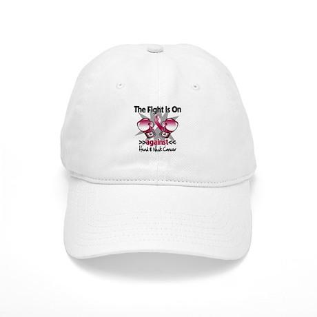 Fight Head Neck Cancer Cap