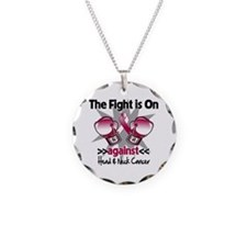 Fight Head Neck Cancer Necklace