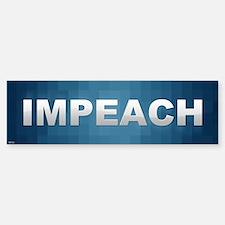 Impeach Bumper Bumper Sticker