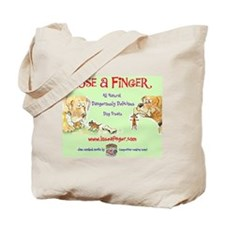 Lose a Finger Tote Bag