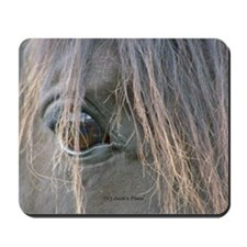 Spiffy's eye Mousepad