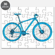 Cute Biking Puzzle