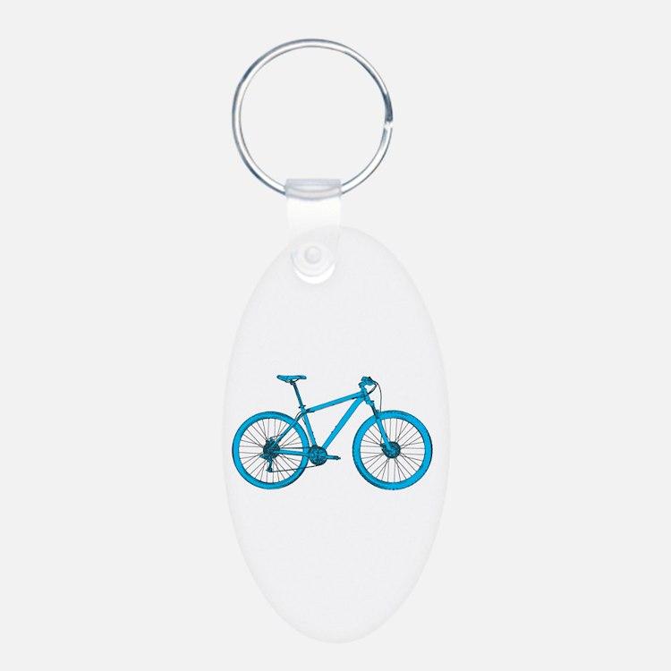 Cute Bike Keychains