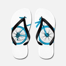 Unique Bike Flip Flops
