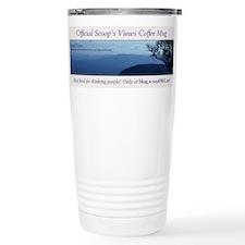 Scoop's Views Travel Coffee Mug